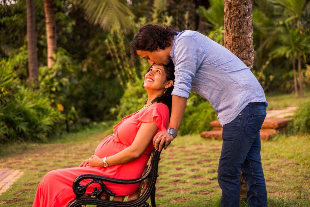 maternity shoot goa photography